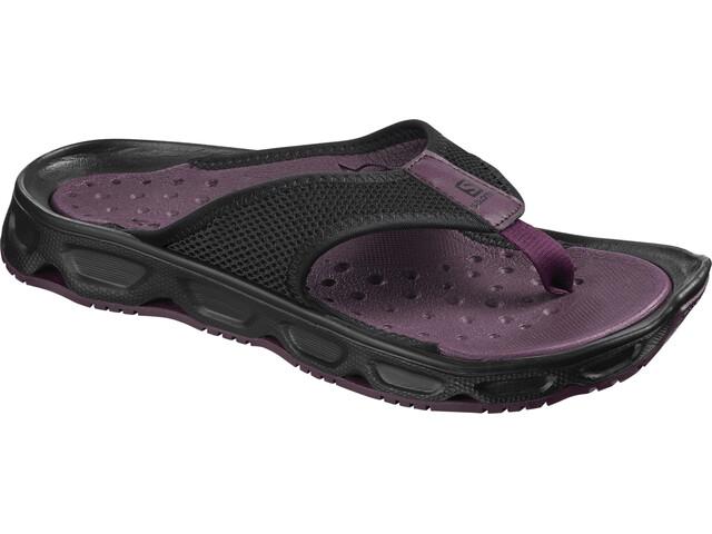Salomon W's RX Break 4.0 Shoes Potent Purple/Black/Black